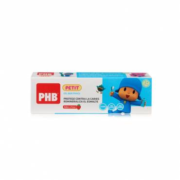Gel PHB Petit Pocoyó 75ml