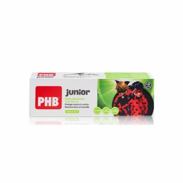 Pasta PHB Junior Menta 75ml