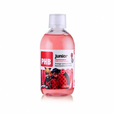 Enjuague bucal PHB Junior 500ml
