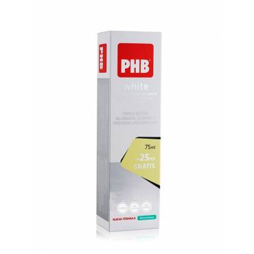 Pasta PHB White 75 + 25ml...