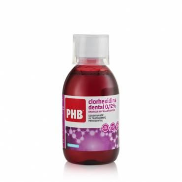Clorhexidina PHB 0,12% 200ml