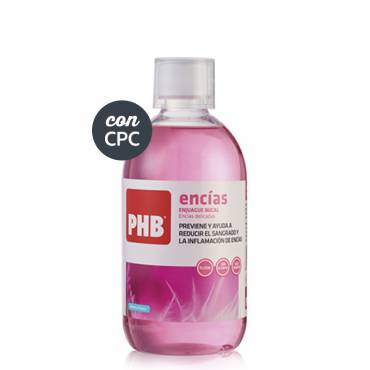 Enjuague bucal PHB Encías 500ml