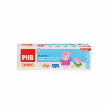 Gel PHB Petit Peppa Pig 75ml